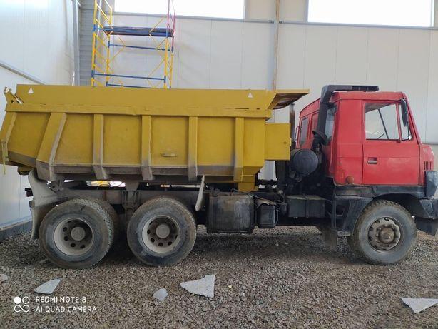 Tatra 8152 полностью готова к работе 1990 год