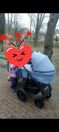 Дитяча коляска 3 в 1 Verdi Sonic Plus від народження