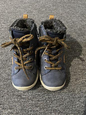 Ботинки Ессо, 23 размер/ Черевики 23 розміру.