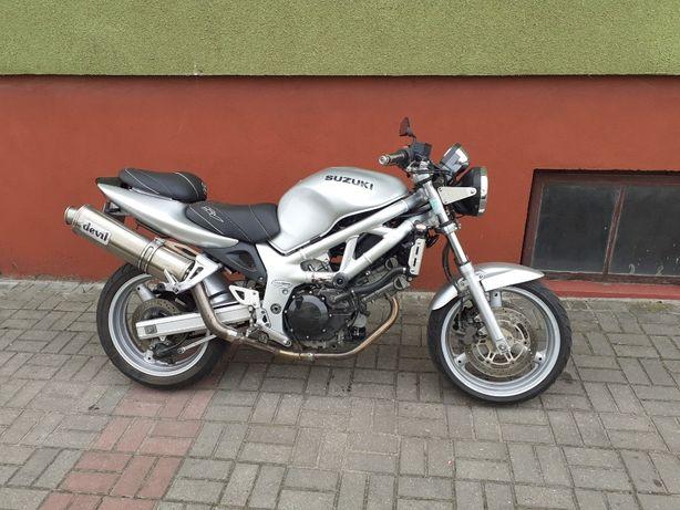 Suzuki SV 650, 2001 na a2