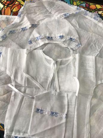 Рубашка/набор для крещения; Крыжма