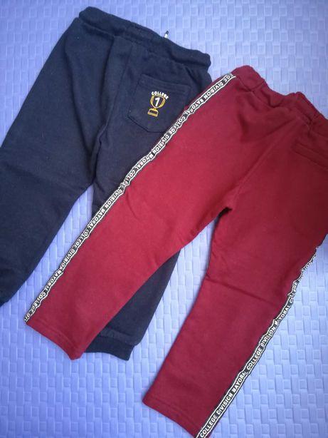 Duas calças desportivas da Mayoral para bebé