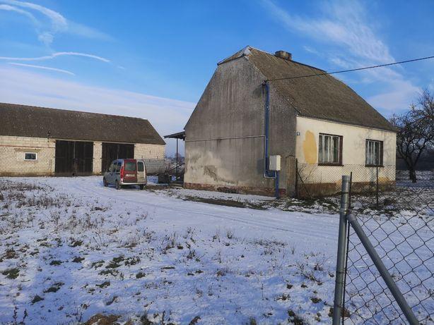 Dom Mieszkalny wraz z Budynkiem/ Hala / Stodoła