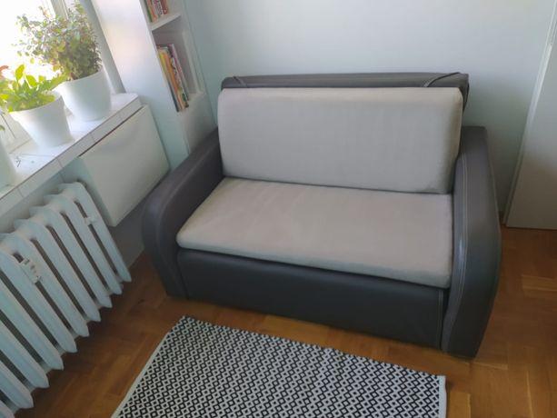 Sofa 2 osobowa rozkładana stan bdb