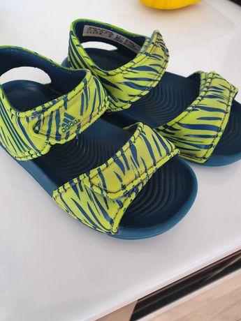 Sandałki, sandały adidas