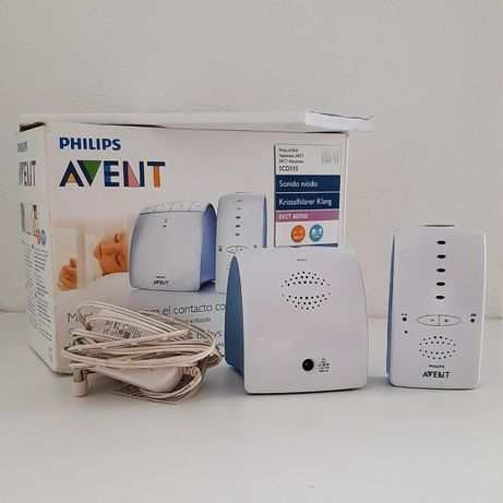 Intercomunicador para bebé Philips AVENT SCD510