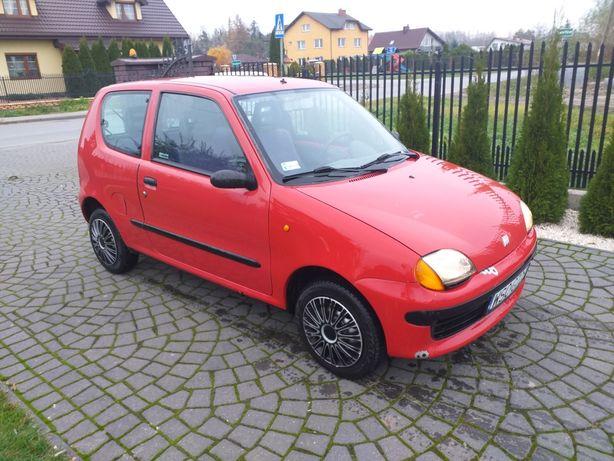 Fiat Seicento 900 rej 2001