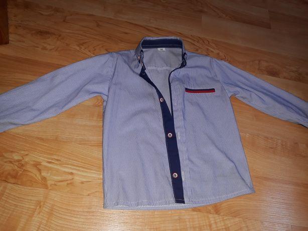 Koszula  błękitna rozm.98
