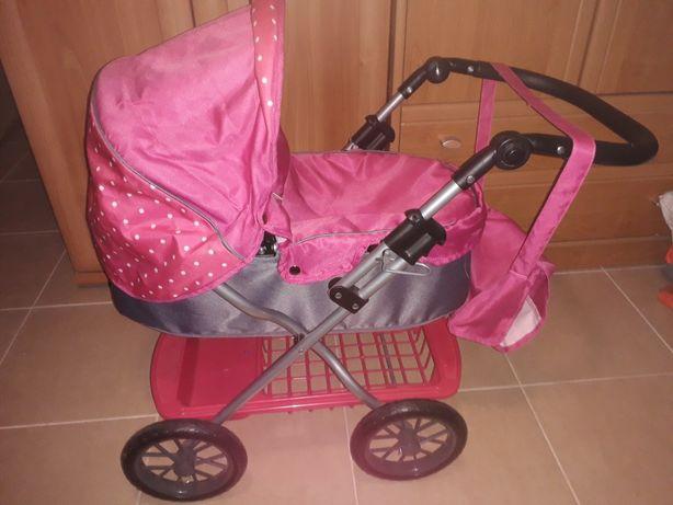 Wózek dla lalki Mamas&Papas Giovani regulowana rączka