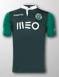 Camisola Futebol Sporting