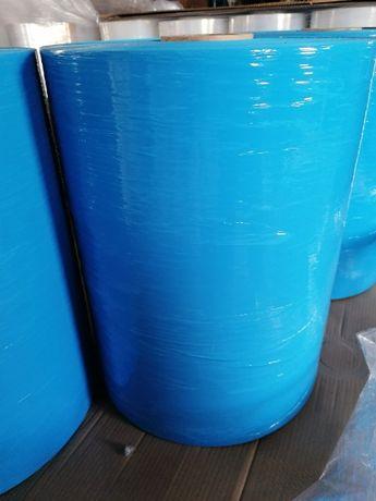 Folia stretch maszynowa bezbarwna, kolor-biała niebieska czarna do pal