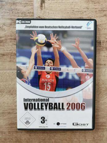 Gra International Volleyball 2006, wersja Niemiecka, na PC