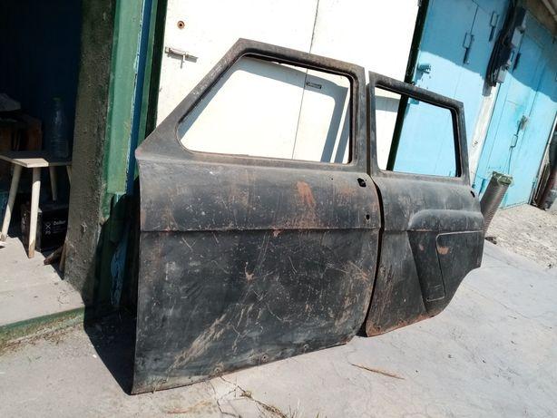 Дверь Газ-21 Волга передняя левая, новая