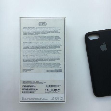 Iphone7, Matte Black, Неверлок 256Gb.