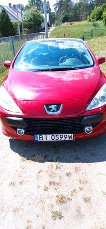 Peugeot 307cc 2.0 gaz