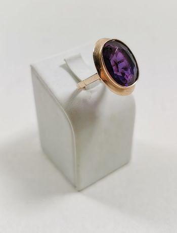 Ciekawy złoty pierścionek 583 / R.12 / 5,50G!