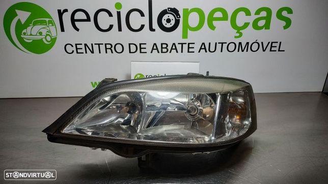 Otica / Farol Esq Opel Astra G Hatchback (T98)