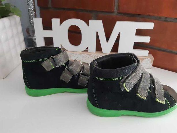Buty dziecięce firmy Dawid. Rozmiar 23