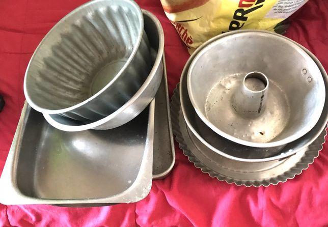 Formas de aluminio