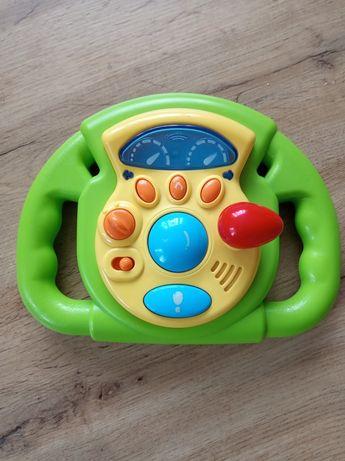 Kierownica dźwiękowa dla dzieci