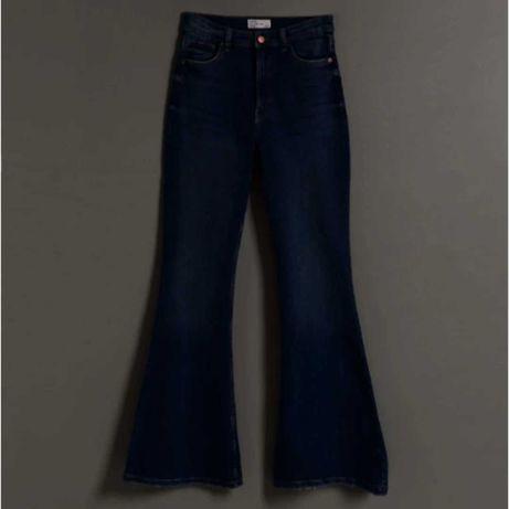 Расклешенные джинсы Bershka