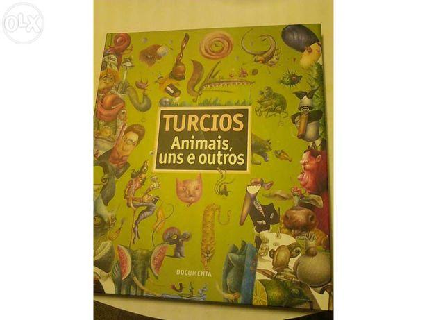 Livro de Arte -Turcios animais uns e outros