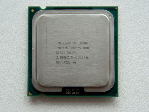 Intel Core 2 Duo E8400 за 500