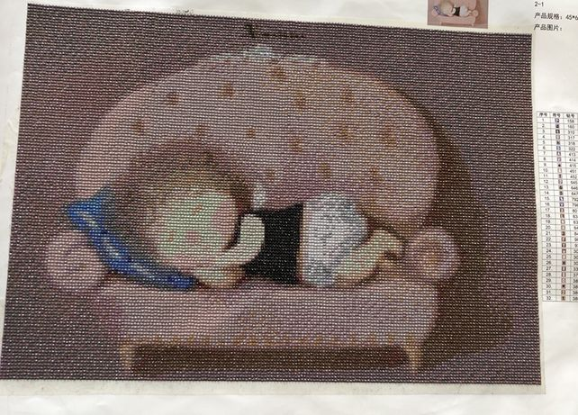 Алмазная Мозаика /вышивка , Картина Гапчинской