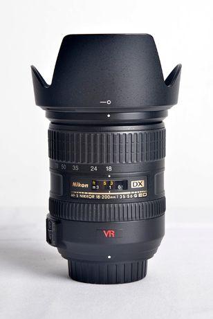 18-200mm AF-S DX NIKKOR f/3.5-5.6G ED VR