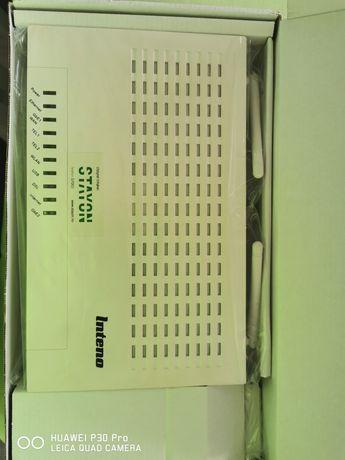 Sprzedam router INTENO DG201-R1B Nowy.