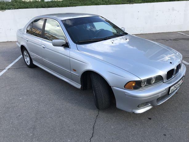 Продам BMW е39 , чистая немка