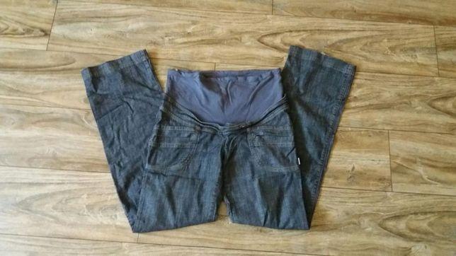 Spodnie ciążowe Branco cienki jeans S - M- L