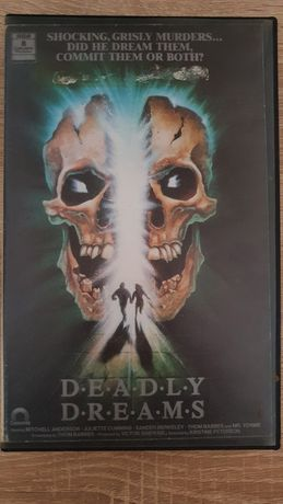 Sny o śmierci 1988 - horror vhs