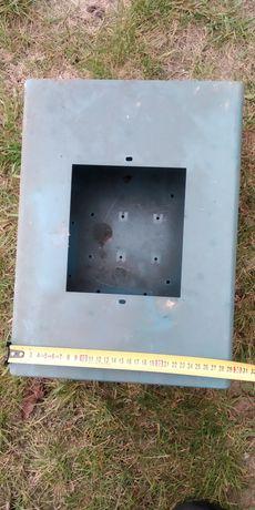 Ящик металлический, металевий