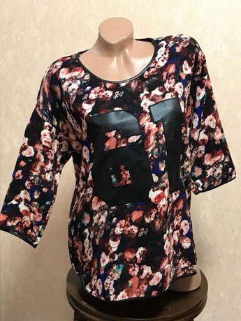 Женская кофта с цветочным принтом Eiki, M