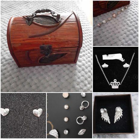 Biżuteria, szkatułka