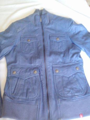 Куртка женская.кожзам Esprit