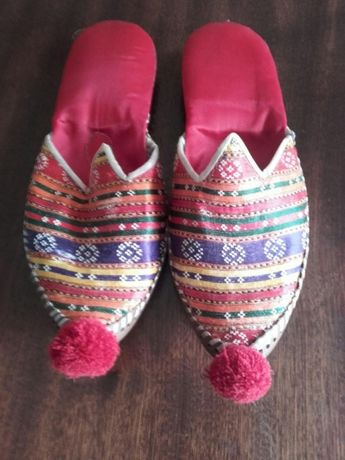 Chinelos indianos