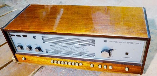 продается ламповая радиола Estonia stereo