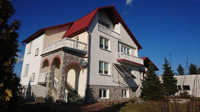Dom z hala i budynkiem (pod inwestycje) 20 km od Lublina