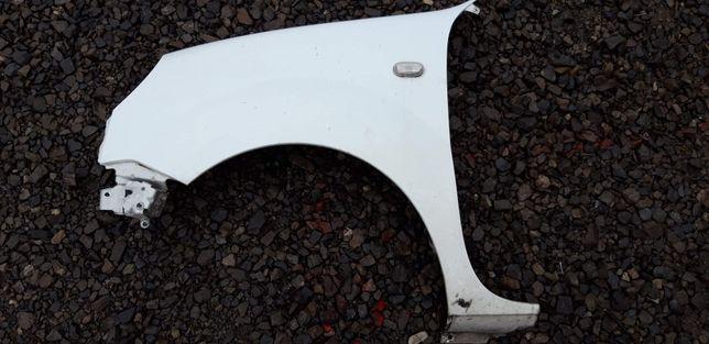 Renault Kangoo lift blotnik błotniki zderzak tyl