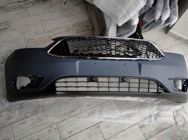 Бампер в сборе Форд Фокус 2015г+  1500 грн