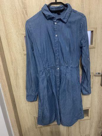 Sukienka ciazowa Jeansowa M