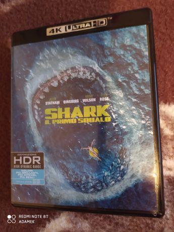 Shark, Meg Blu ray
