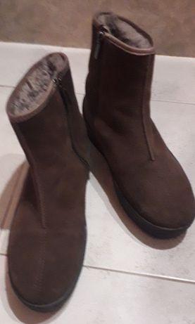Зимние ботинки 39р