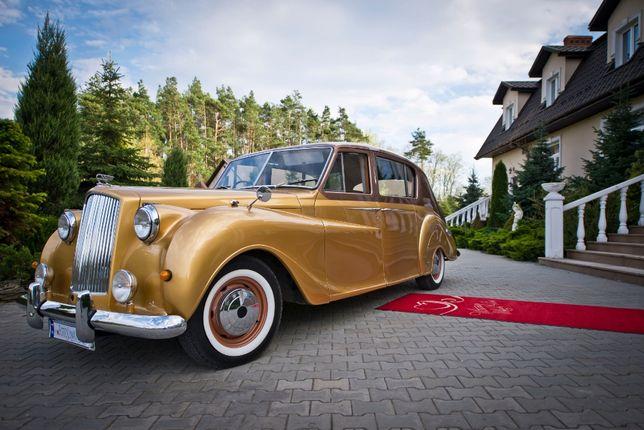 Austin Princess z 1953r 7 osobowy .Auto do ślubu .Samochód ślubny