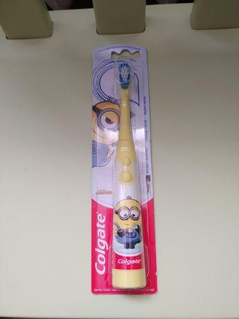Colgate зубная электро щетка електрична зубна щітка colgate щетка
