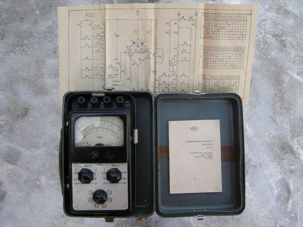 Прибор Ц435 ( тестер ) производства СССР
