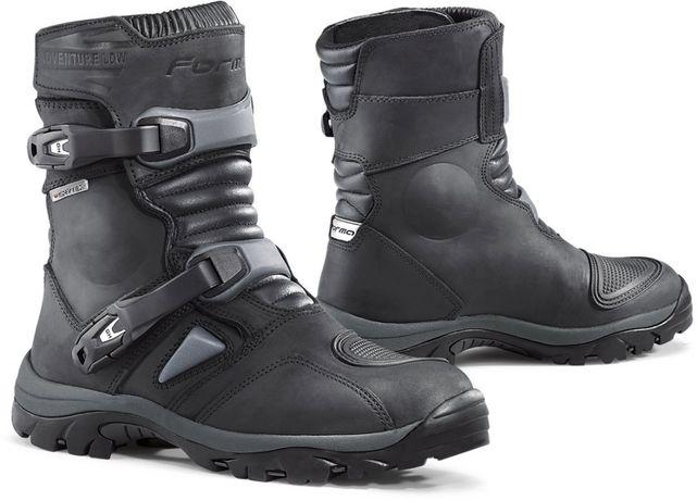 Buty motocyklowe ATV Forma adventure LOW czarne 38-49