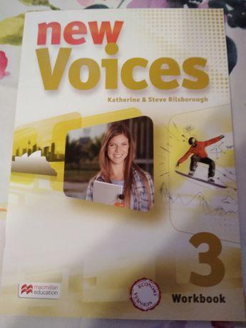 Ćwiczenia news voices 3